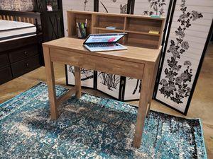 Mindy Student Desk, Hazelnut Finish for Sale in Garden Grove, CA