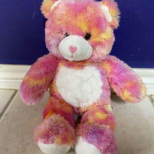 Build-A-Bear Stuffed Teddy Bear for Sale in Houston, TX