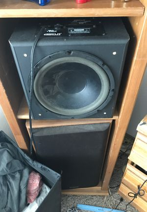 Subwoofer for surround sound for Sale in San Diego, CA