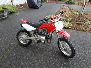 Crf70 dirt bike for Sale in Woodinville, WA