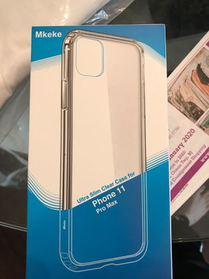iPhone 11 clear case for Sale in West Long Branch, NJ