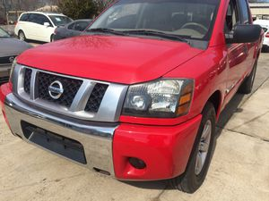 2008 Nissan Titan SE for Sale in Oklahoma City, OK