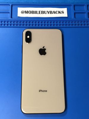 Apple iPhone XS Max 256GB AT&T, Cricket, T-Mobile, Sprint, Verizon for Sale in Fresno, CA