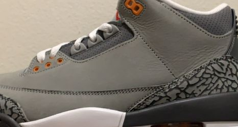 Jordan 3 Cool Grey for Sale in Rosemead,  CA