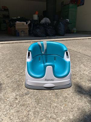 Ingenuity 2-in-1 booster seat for Sale in TX, US