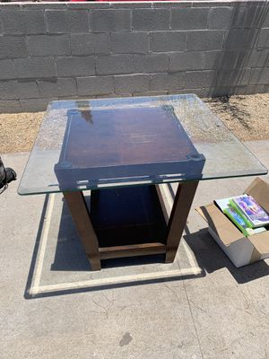 Tall coffee table for Sale in Phoenix, AZ