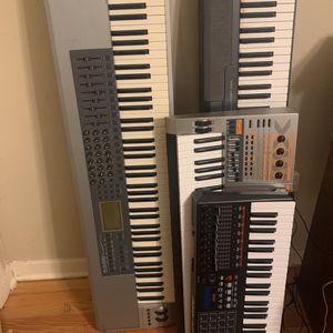 Got Keyboards? Midi Synths. for Sale in Baton Rouge, LA