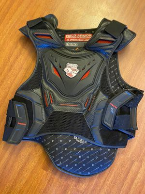 Icon field armor motorcycle vest for Sale in Beaverton, OR