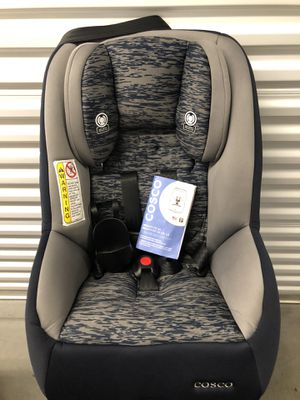 Cosco Mighty Fit 65 DX Convertible Car Seat Heather Onyx Gray for Sale in Las Vegas, NV