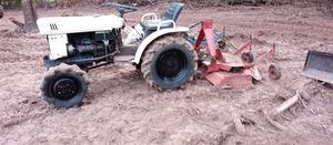 4x4 diesel tractor for Sale in Hockley, TX