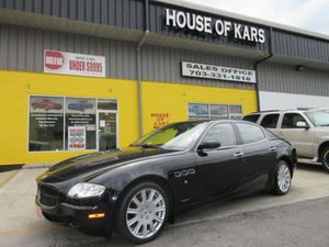 2005 Maserati Quattroporte for Sale in Manassas, VA