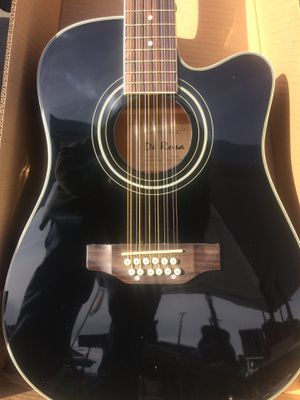 12-STRING ACOUSTIC ELECTRIC GUITAR 🎸 for Sale in Bell Gardens, CA