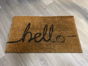 Hello Welcome Mat for Sale in Las Vegas, NV