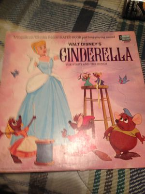 Cinderella vinyl lp for Sale in Laredo, TX