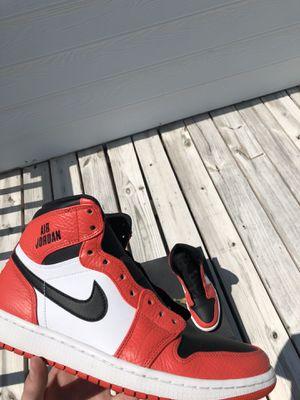 """Air Jordan 1 Rare Air """"Max Orange"""" for Sale in Wilmington, NC"""