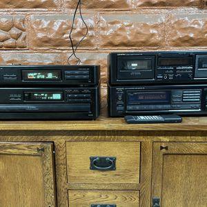 Onkyo, Technics, Polk Audio Bundle for Sale in Compton, CA