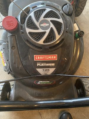 Craftsman Push Mower Great Condition for Sale in Maple Valley, WA