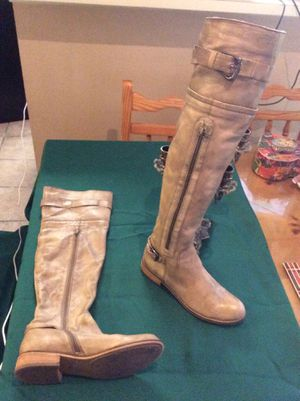 Steve Madden Leather Women's Boots 👢 for Sale in Rowlett, TX