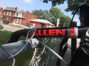 Allen Brand 2-Bike Car Rack for Sale in St. Louis, MO