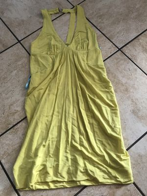 Marciano yellow party dress for Sale in Las Vegas, NV