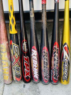 Easton Redline Zcore TPX EXO Baseball Bats for Sale in South Gate,  CA