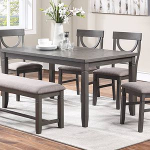 Table Bench And 4 Chair for Sale in Fullerton, CA