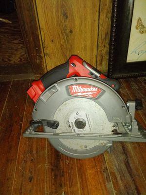 MillaWKee Fuel 71/4 CircUlar Saw for Sale in Covington, GA
