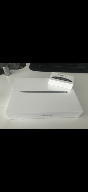 MacBook Air & Wireless Mouse for Sale in Maple Valley, WA