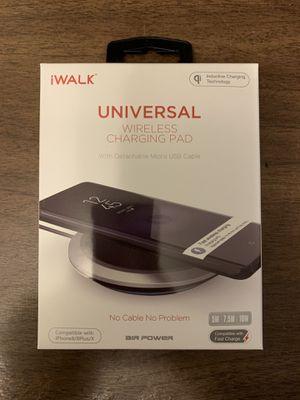 iWalk wireless charger for Sale in Alexandria, VA