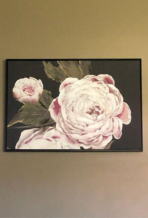 Beautiful flower frame for Sale in Hendersonville, TN
