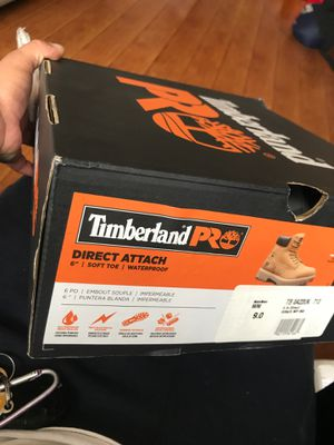 Timberland pro size 9 for Sale in Los Angeles, CA