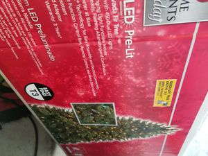 Christmas Tree PRE lit for Sale in Austin, TX