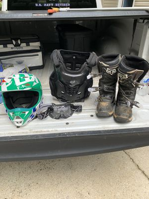 Youth MotorCycle Gear for Sale in Winston, GA