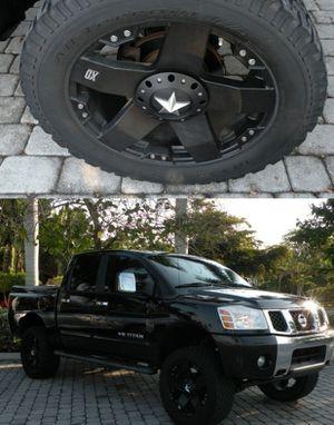 Strong245/75 R16 04 Nissan Titan 4Wheelss for Sale in Mesa, AZ