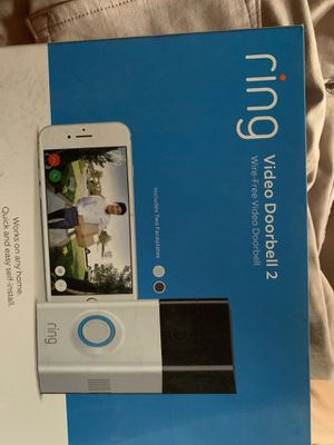 Ring video doorbell 2 for Sale in Columbus, OH