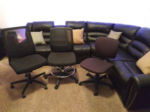 OFFICE CHAIRS! $15 EACH for Sale in Las Vegas, NV