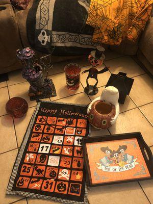 Halloween Home Decor Bundle for Sale in Hialeah, FL