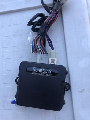 Guardian car alarm system. for Sale in Norco, CA