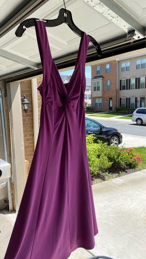 Purple Women's Dress Size M brand new for Sale in Ashburn, VA