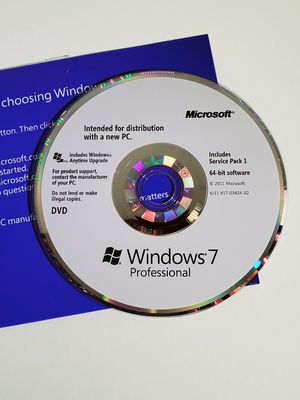 WINDOWS 7 PRO 32BIT SP1 FULL VERSION GENUINE WITH DVD & KEY for Sale in Phoenix, AZ