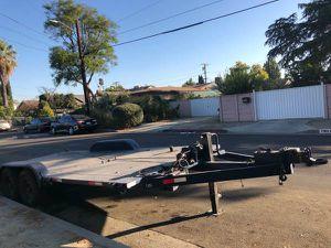 1991 ramco flat bed trailer for Sale in Pico Rivera, CA