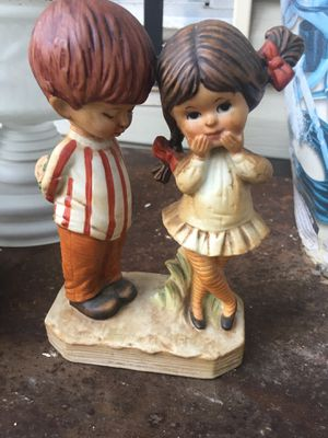 Vintage Moppets figurine 1971 for Sale in Meridian, MS
