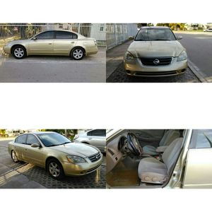 Nissan altima 2003 for Sale in Miami, FL