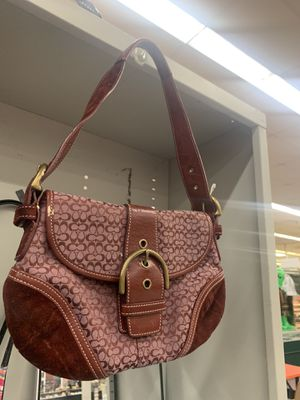 COACH PURSE! + KATE SPADE PURSE (Suade like new) for Sale in Aberdeen, MD
