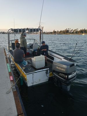 Fishing boat w/trailer for Sale in Coronado, CA