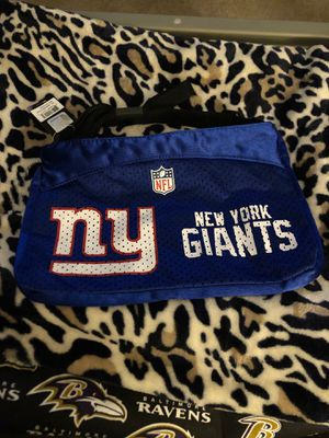 New NFL New York Giants Jersey Cross Body Bag - NWT for Sale in Fort Washington, MD