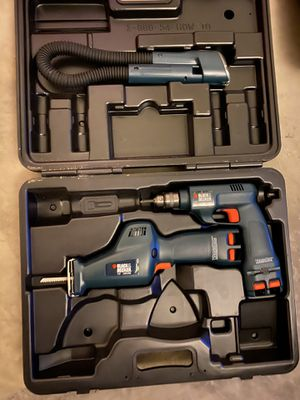 Assorted black and decker power tools for Sale in Wilsonville, OR