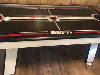 ESPN Air Hockey Table for Sale in San Jose,  CA