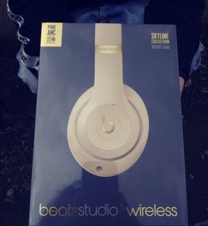 Beats Studio 3 Wireless Skyline Collection for Sale in Minneapolis, MN