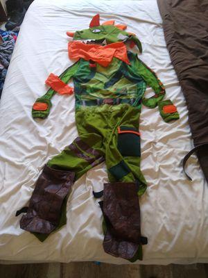 Fortnite Rex Kids Halloween Costume med for Sale in Fresno, CA
